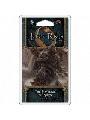 PREORDER - Lord of the Rings LCG The Fortress of Nurn