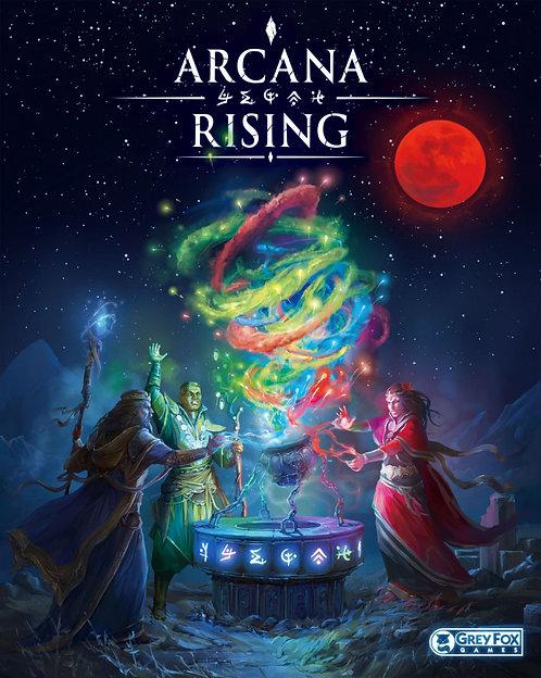 PREORDER - Arcana Rising