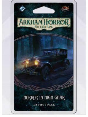 PREORDER - Arkham Horror LCG The Innsmouth Conspiracy Cycle Horror in High Gear