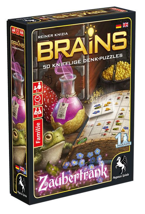 Brains Magic Potion