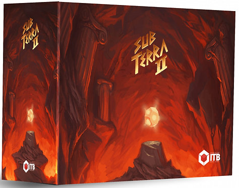 PREORDER - Sub Terra II Core Game Upgrade Pack
