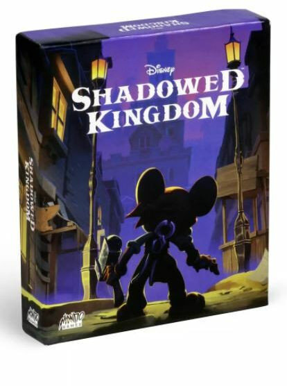 PREORDER - Disney Shadowed Kingdom