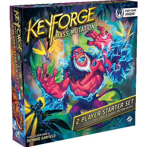 KeyForge: Mass Mutation Two Player Starter Set
