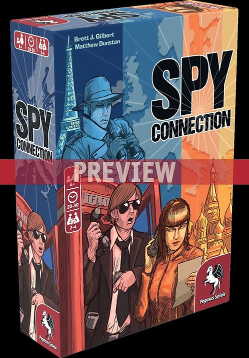 PREORDER - Spy Connection