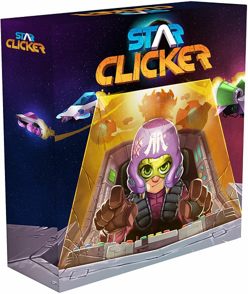 PREORDER - Star Clicker
