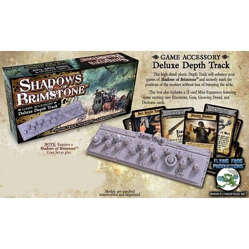 PREORDER - Shadows of Brimstone: Deluxe Depth Track Expansion