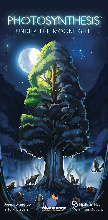Photosynthesis Under the Moonlight Expansion