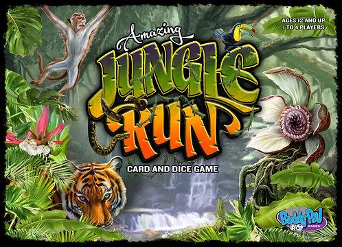 PREORDER - Amazing Jungle Run