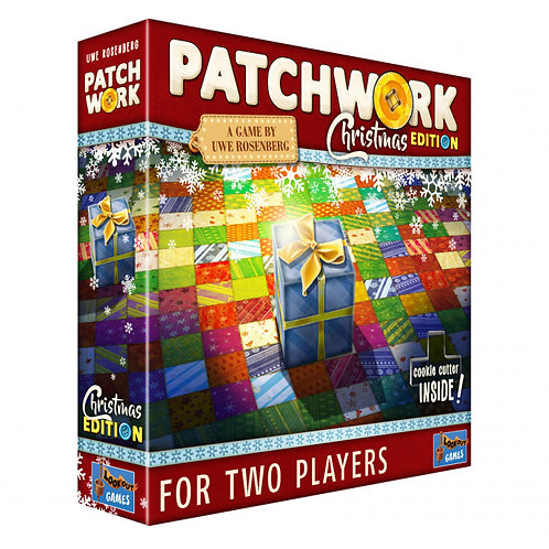 PREORDER - Patchwork Christmas Edition