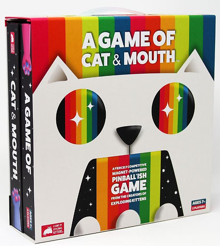 PREORDER - A Game of Cat & Mouth (By Exploding Kittens)