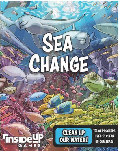 PREORDER - Sea Change