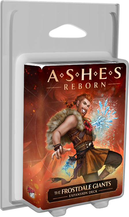 PREORDER - Ashes Reborn The Frostdale Giants Expansion Deck