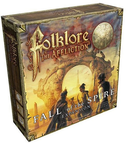 PREORDER - Folklore Fall of the Spire Expansion