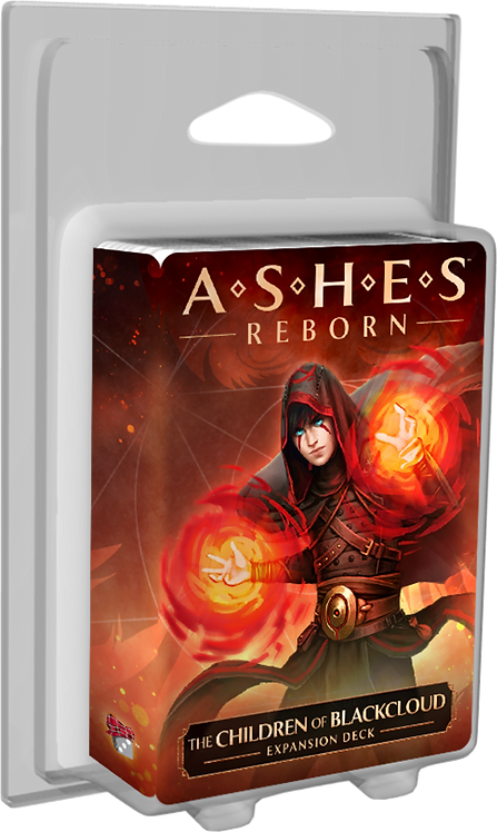 PREORDER - Ashes Reborn The Children of Blackcloud Expansion Deck