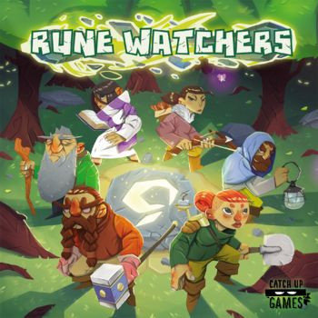 PREORDER - Rune Watchers