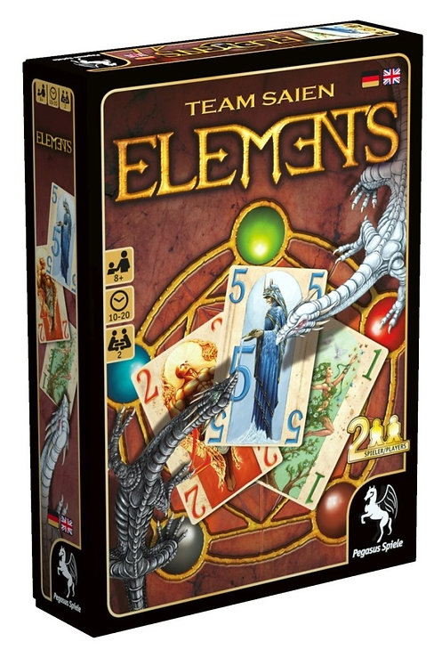 Elements - Card Games