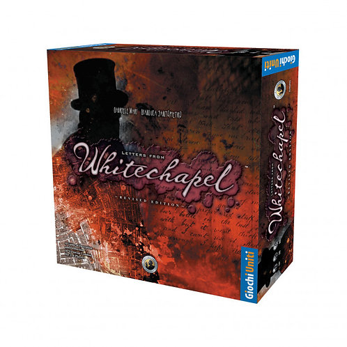 PREORDER - Letters from Whitechapel Revised Edition