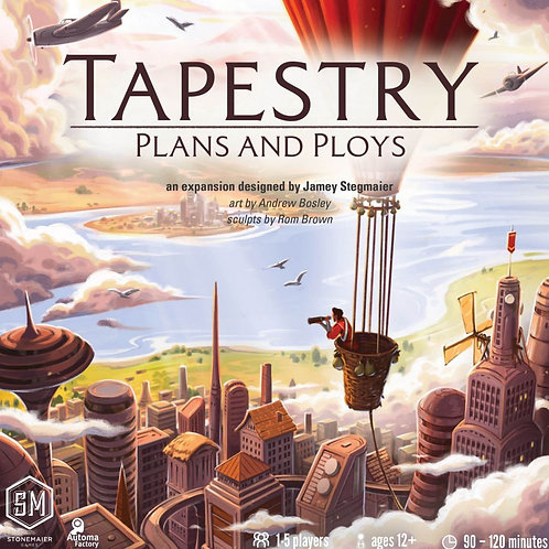 PREORDER - Tapestry Plans & Ploys Expansion