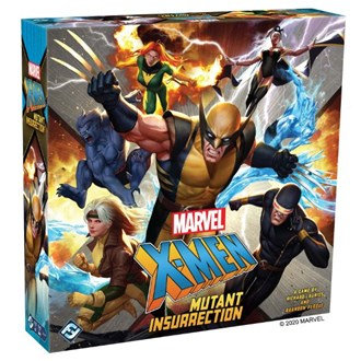 PREORDER - X-Men Mutant Insurrection