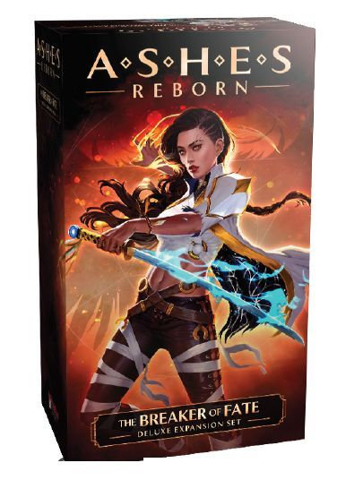 PREORDER - Ashes Reborn The Breakers of Fate Deluxe Expansion Deck