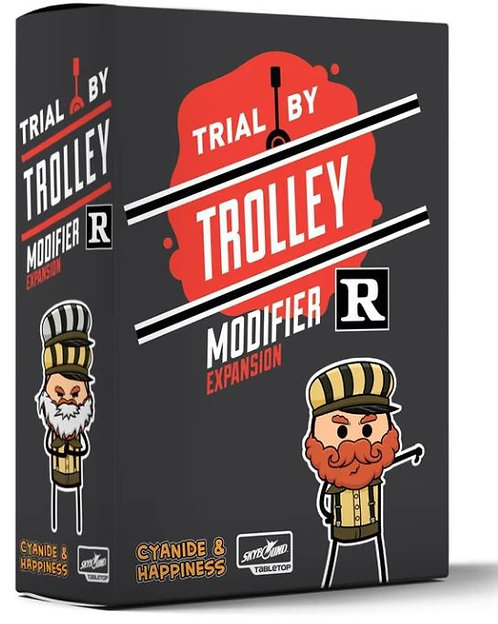 PREORDER - Trial by Trolley R Rated Modifier Expansion