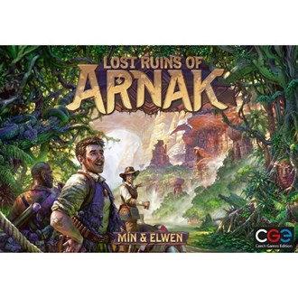PREORDER - Lost Ruins of Arnak