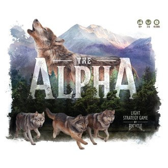 PREORDER - The Alpha