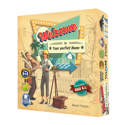 PREORDER - Welcome To... 2nd Edition