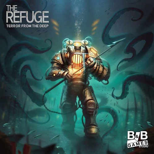 PREORDER - The Refuge Terror from the Deep