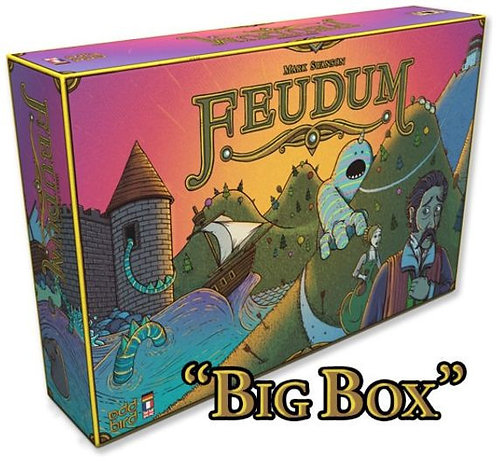 PREORDER - Feudum Big Box