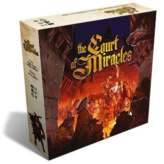 PREORDER - The Court of Miracles