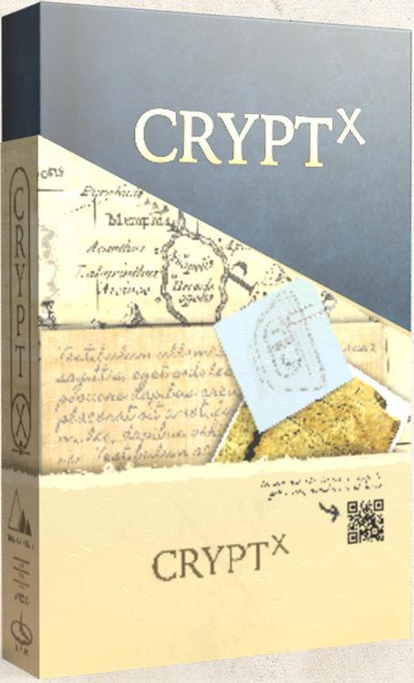 PREORDER - Crypt X