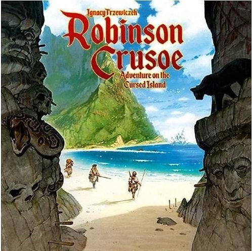 Robinson Crusoe 2nd Edition