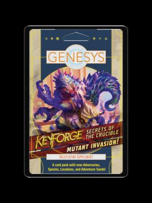 Genesys Mutant Invasion Card Pack