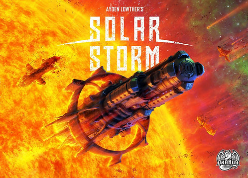 PREORDER - Solar Storm