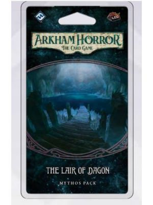PREORDER - Arkham Horror LCG The Innsmouth Conspiracy Cycle The Lair of Dagon