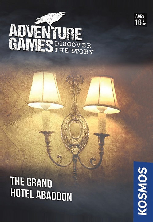 PREORDER -  Adventure Games the Grand Hotel