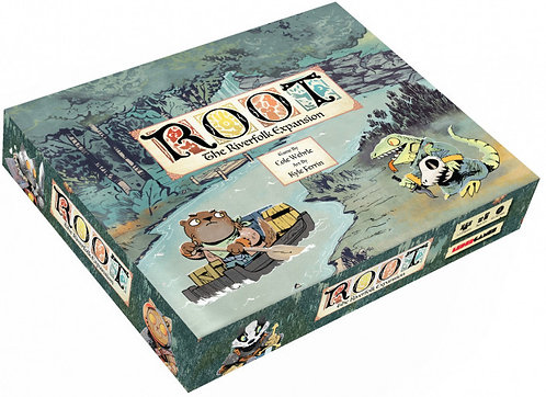 PREORDER - Root the Riverfolk Expansion