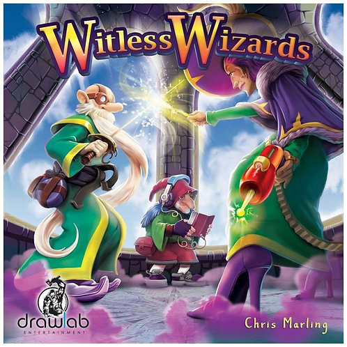 PREORDER - Witless Wizards
