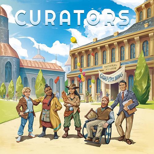 PREORDER - Curators