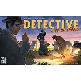 Detective City of Angels - Core Box