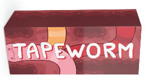 PREORDER - Tapeworm