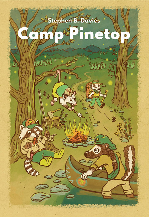PREORDER - Camp Pinetop