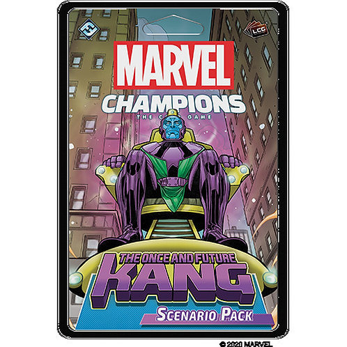 PREORDER - Marvel Champions - Once and Future Kang Expansion