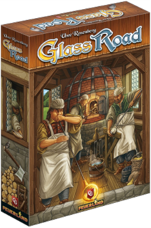 PREORDER - Glass Road - Complete Edition