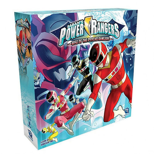 PREORDER - Power Rangers Heroes of the Grid - Rise of the Psycho Rangers