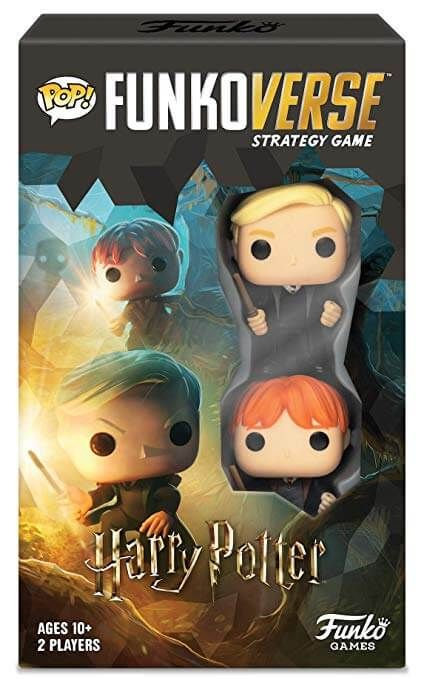 Funkoverse - Harry Potter 101 2 -Pack Expandalone Strategy Board Game