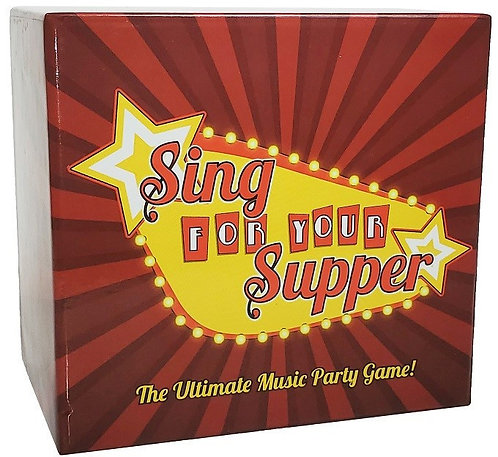 PREORDER - Sing For Your Supper