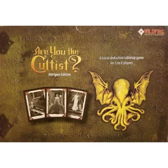 PREORDER - Are You The Cultist? - Intrigue Edition
