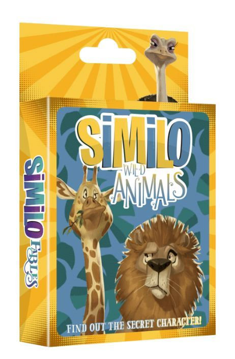PREORDER - Similo Wild Animals